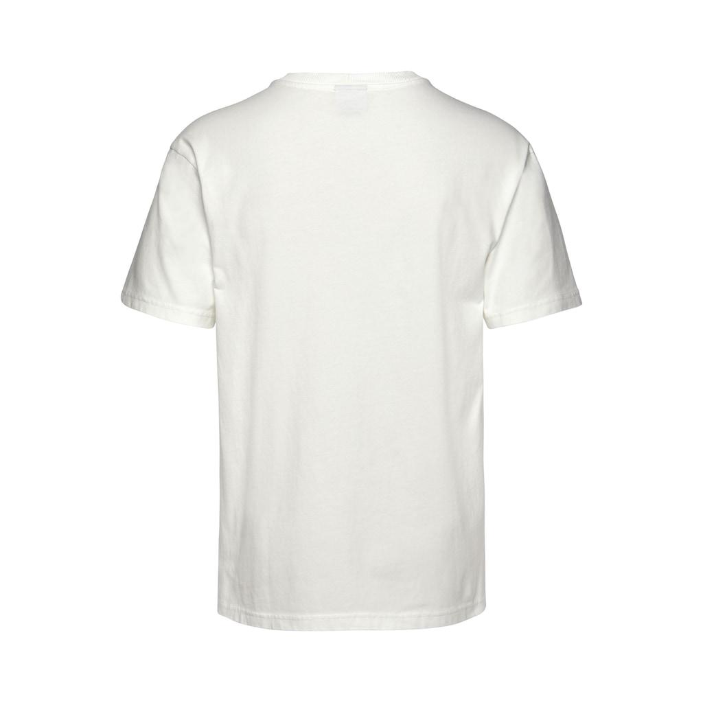 United Colors of Benetton T-Shirt, melierte Optik