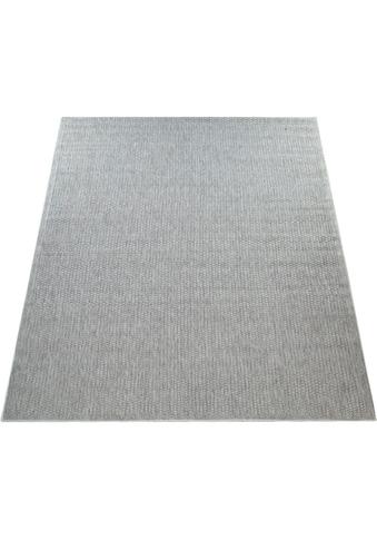 Paco Home Teppich »Timber 125«, rechteckig, 7 mm Höhe, In- und Outdoor geeignet,... kaufen