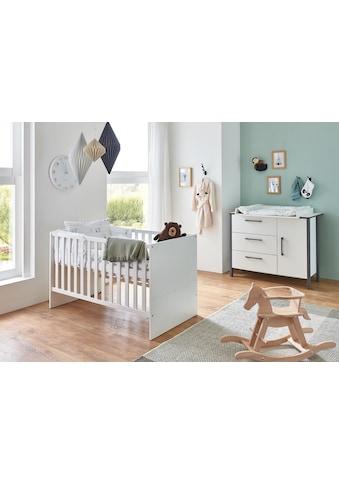arthur berndt Babymöbel-Set »Liam«, (Spar-Set, 2 St.), mit Kinderbett und... kaufen