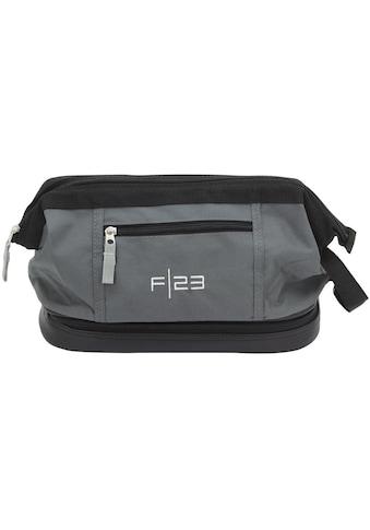F23™ Kulturbeutel »Schwarz«, mit Nassfach kaufen