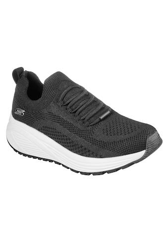 Skechers Slip-On Sneaker »BOBS SPARROW 2.0 - ALLEGIANCE CREW«, mit sockenähnlichem Einschlupf kaufen