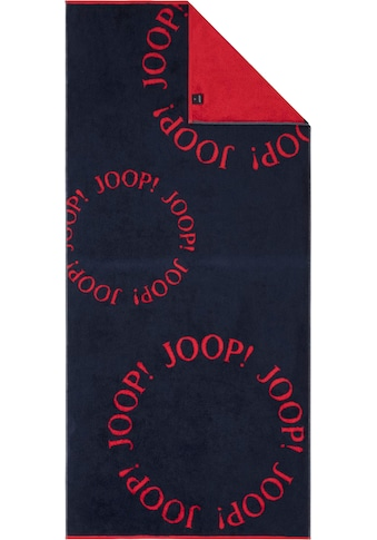 Joop! Strandtuch »BEACH CAPSULE«, (1 St.), mit JOOP! Logo-Artwork kaufen