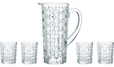 Nachtmann Gläser-Set »Bossa Nova«, (Set, 5 tlg.), 5-teilig kaufen