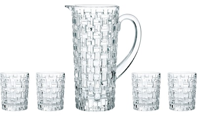 Nachtmann Gläser-Set »Bossa Nova«, (Set, 5 tlg.), Kristallglas kaufen