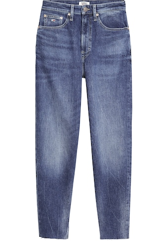 TOMMY JEANS Mom - Jeans »MOM JEAN HR TPRD CNDBCF« kaufen