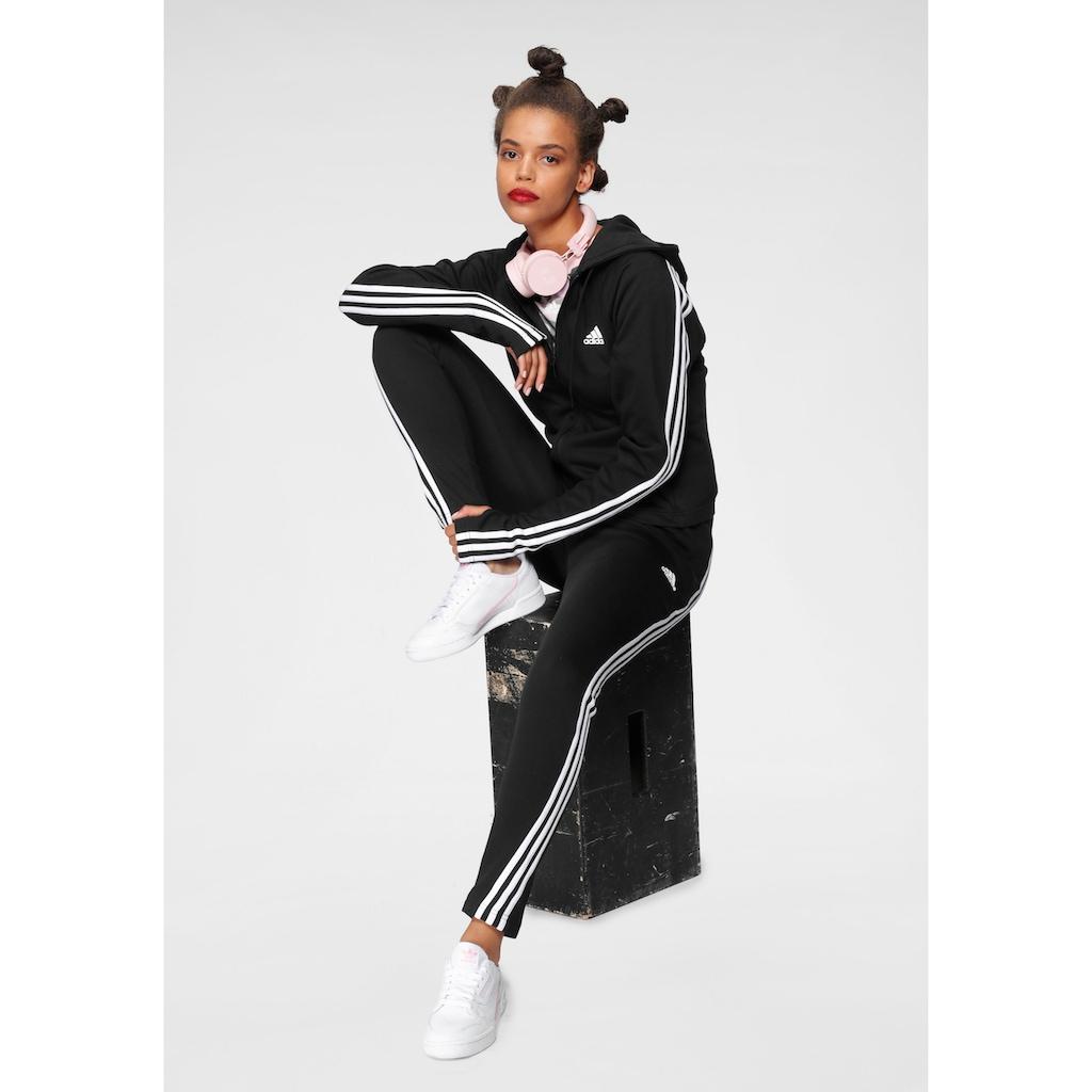adidas Performance Trainingsanzug »WOMEN TRACKSUIT COTTON ENERGIZE«, (Set)