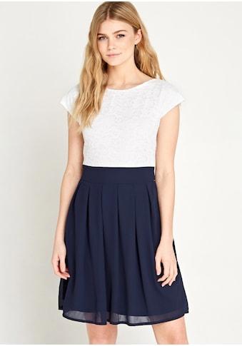Apricot Partykleid »Lace Grown Sleeve Cutsie Dress« kaufen