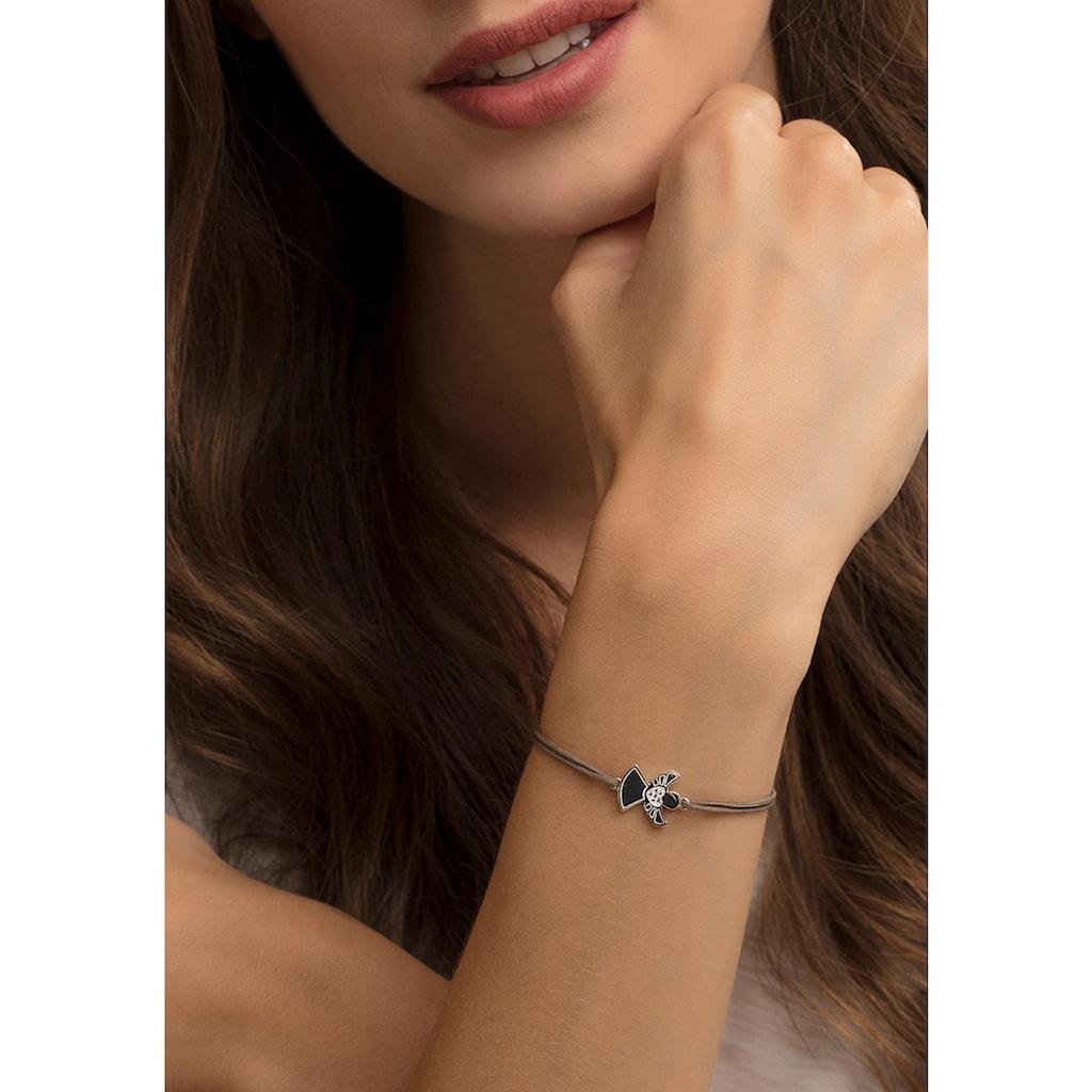 "THOMAS SABO Armband »Little Secret ""Engel"", LS037-401-5-L20v«, mit Zirkonia"