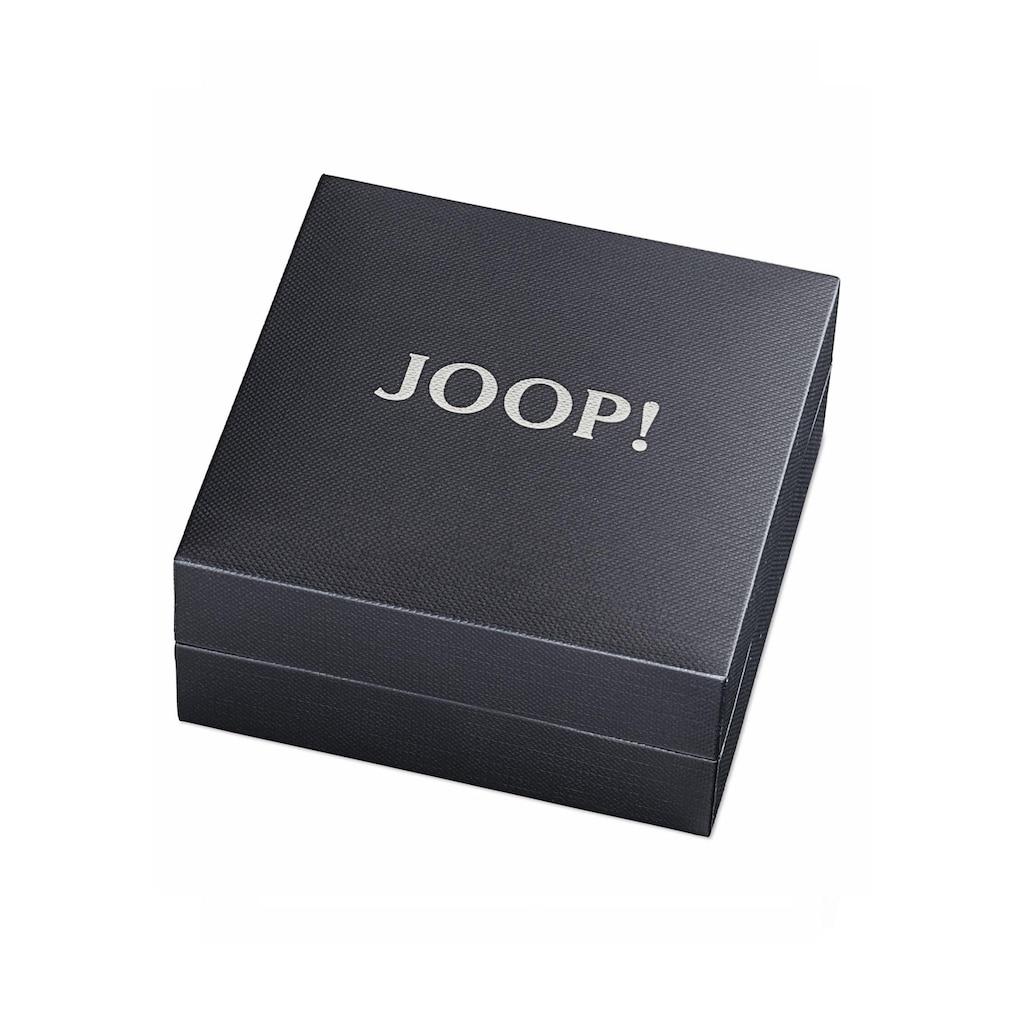 Joop! Kette mit Anhänger »2023399«, mit Zirkonia und Perlmutt