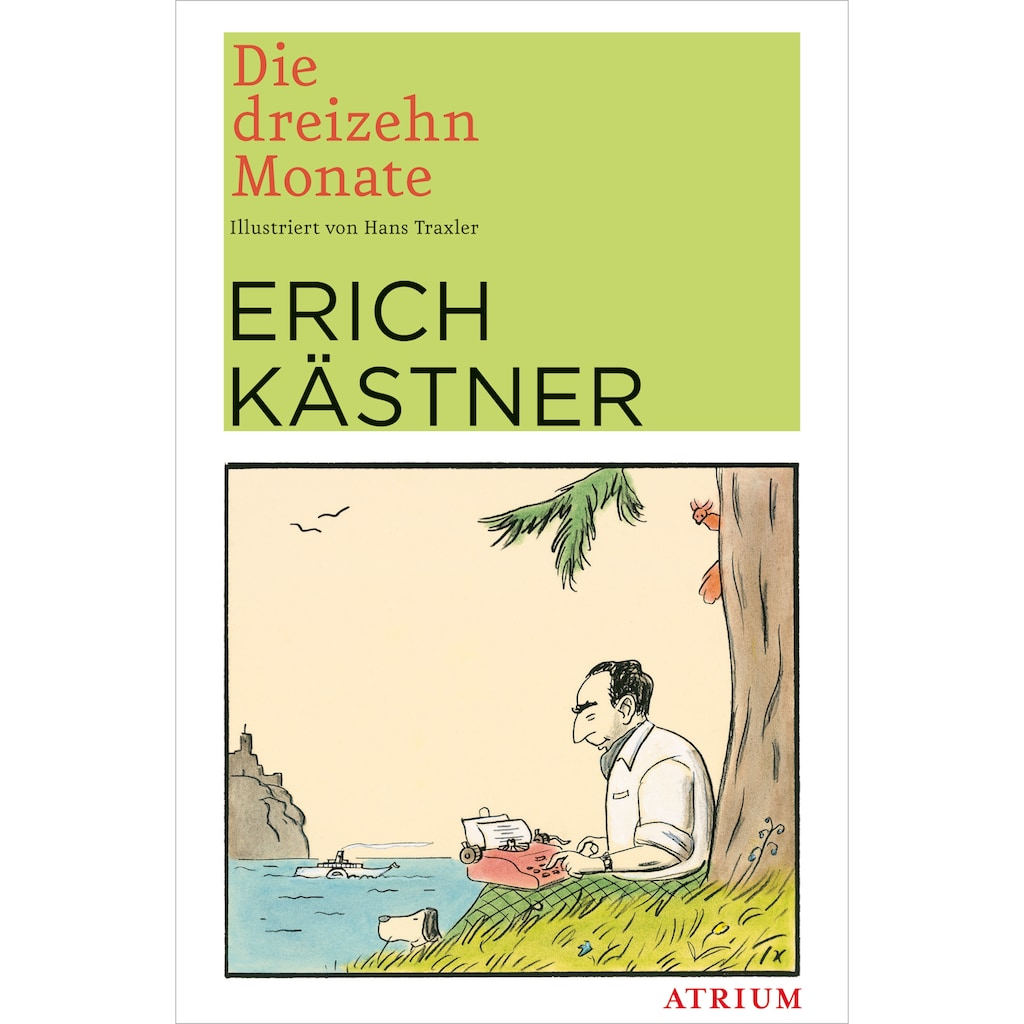 Buch »Die dreizehn Monate / Erich Kästner, Hans Traxler«