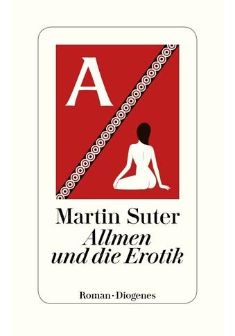 Buch »Allmen und die Erotik / Martin Suter« kaufen