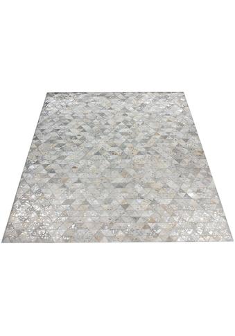 Leonique Lederteppich »Amir«, rechteckig, 8 mm Höhe, Wohnzimmer kaufen