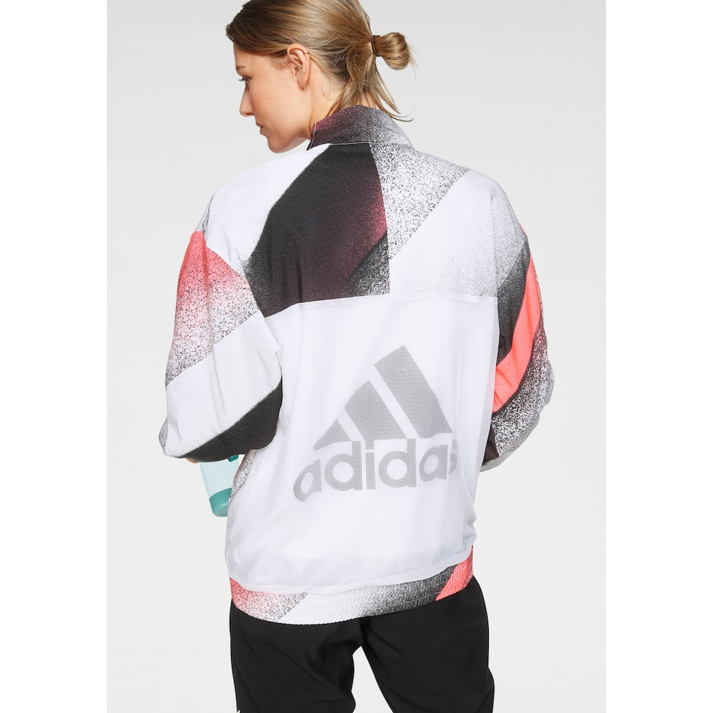 adidas Performance Trainingsjacke »UNLEASH CONFIDENCE WOVEN«