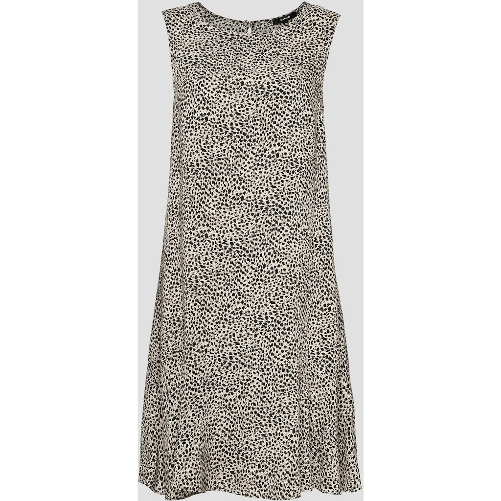 OPUS A-Linien-Kleid »Wenola«, im Animal-Print