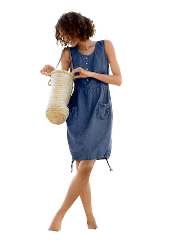 Inspirationen Kleid aus reiner Baumwolle kaufen