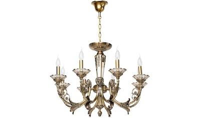 CHIARO Kronleuchter »Gabriel«, E14, 1 St., Hängeleuchte, Pendellampe, Pendelleuchte kaufen