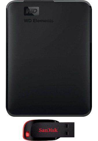 WD externe HDD-Festplatte »Elements Portable« kaufen