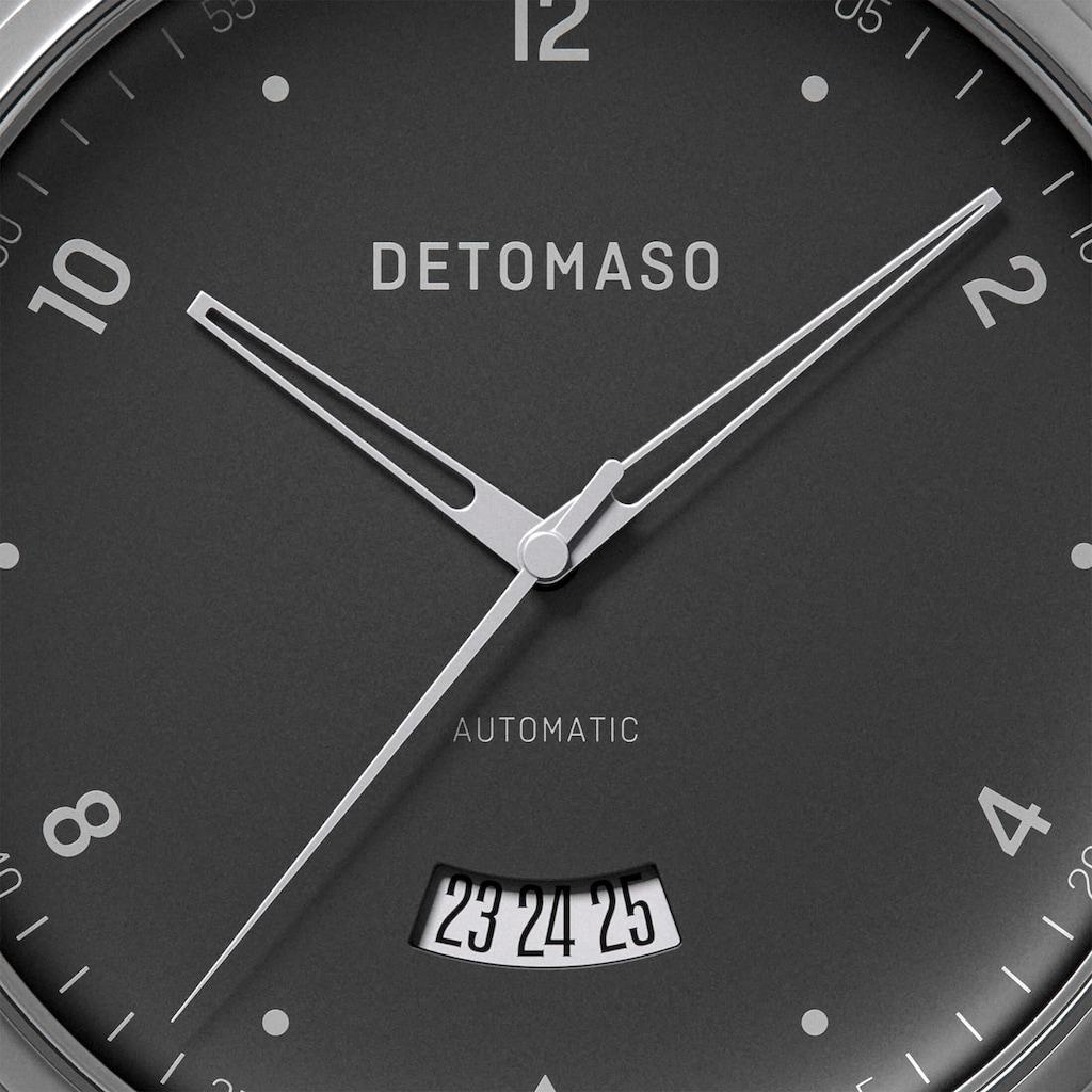DETOMASO Automatikuhr »VIAGGIO AUTOMATIC GREY«