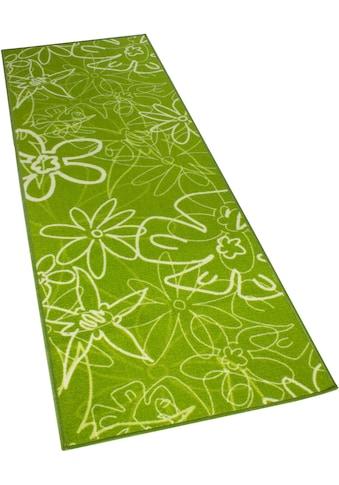 Andiamo Küchenläufer »Ranke«, rechteckig, 4 mm Höhe, Blumen Design kaufen