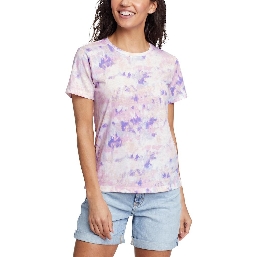 Eddie Bauer T-Shirt, Myriad - bedruckt