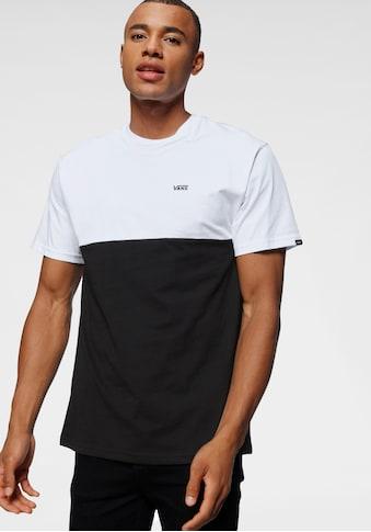 Vans T - Shirt »COLOR BLOCK« kaufen