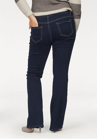 Arizona Bootcut-Jeans »Ultra-Stretch«, Mid-Waist kaufen