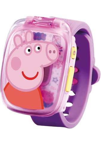 Vtech® Lernspielzeug »Peppas Lernuhr pink« kaufen