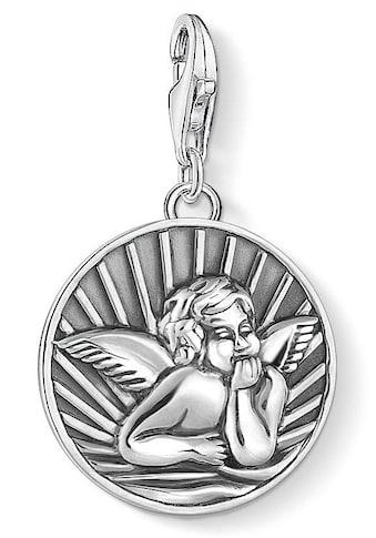 THOMAS SABO Charm-Einhänger »Coin Schutzengel, 1706-637-21« kaufen