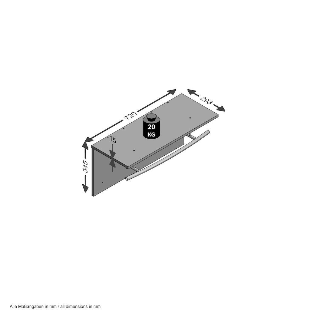 FMD Garderobenpaneel »Spot Up«
