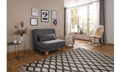 Home affaire Schlafsofa »Luisant«, vom Sofa zum Bett mit einem Handgriff, in 4... kaufen