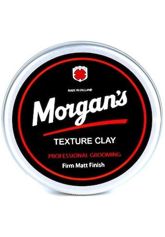 "Morgan's Haarpomade ""Styling Texture Clay"" kaufen"