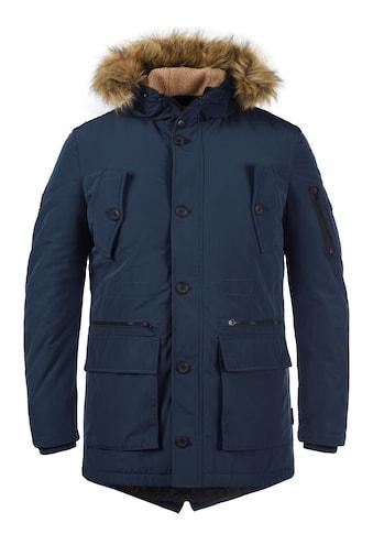 Indicode Parka »Ruffy«, modischer Herren Winterparka mit Kapuze kaufen