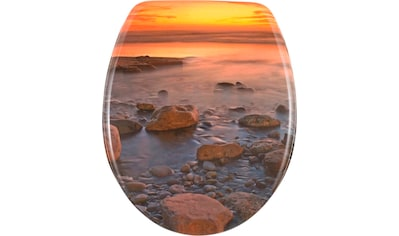 WENKO WC-Sitz »Stone Shore« kaufen
