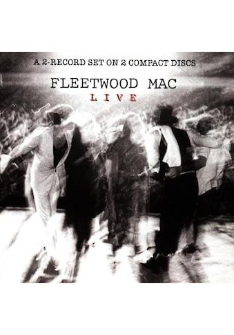 Musik-CD »Live / Fleetwood Mac« kaufen