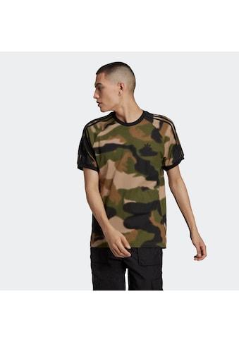 adidas Originals T-Shirt »CAMO AOP CALI TEE« kaufen