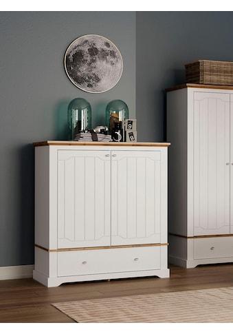 Home affaire Wäscheschrank »Teverton«, 2-türig aus FSC®-zertifiziertem Holzwerkstoff kaufen