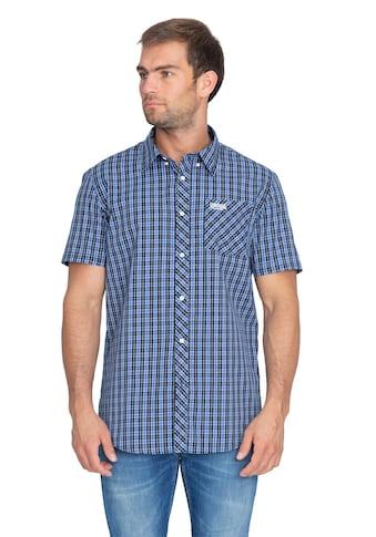 Lonsdale Kurzarmhemd »BRIXWORTH«, im Karo-Look kaufen