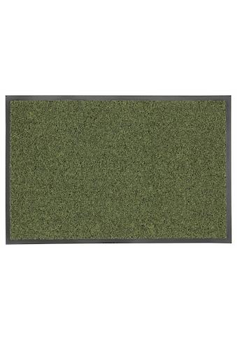 HANSE Home Fußmatte »Green&Clean«, rechteckig, 8 mm Höhe, Fussabstreifer,... kaufen