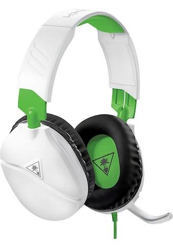 Turtle Beach Gaming-Headset »RECON 70 X für Xbox One (White)« kaufen