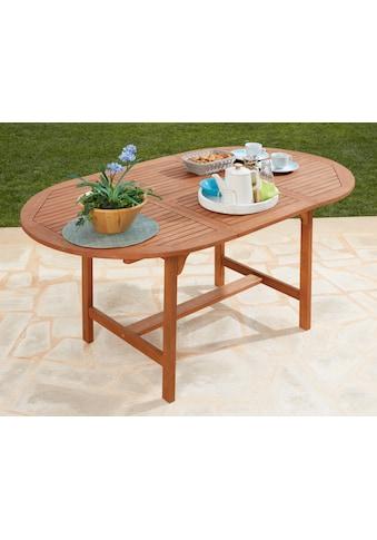 MERXX Gartentisch »Maracaibo«, 100x170 cm kaufen
