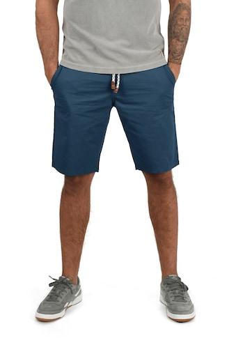Blend Chinoshorts »Ragna«, (mit abnehmbarem Gürtel), kurze Hose mit Gürtel kaufen