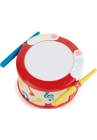 Hape Spielzeug-Musikinstrument »Lern-Spiel-Trommel«, mit Licht & Sound kaufen