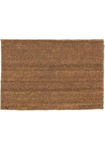 ASTRA Fußmatte »Coco Eco 555«, rechteckig, 16 mm Höhe, Fussabstreifer, Fussabtreter, Schmutzfangläufer, Schmutzfangmatte, Schmutzfangteppich, Schmutzmatte, Türmatte, Türvorleger, Kokosmatte, In -und Outdoor geeignet kaufen