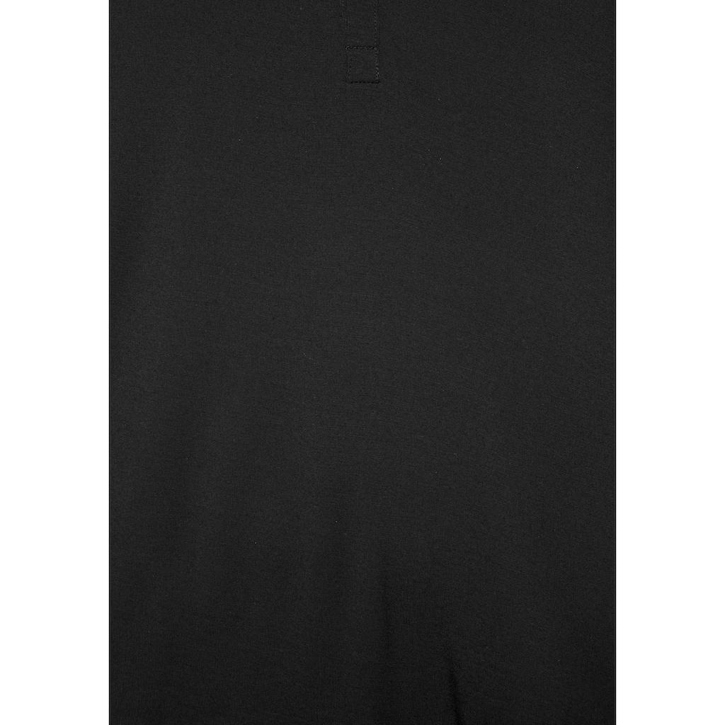 LASCANA Tanktop, mit silberfarbenen Nietendetails