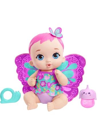 Mattel® Babypuppe »My Garden Baby, Violetter Schmetterling« kaufen