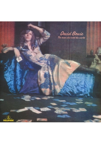 Musik-CD »Man Who Sold The World (Remastered2015),The / Bowie,David« kaufen