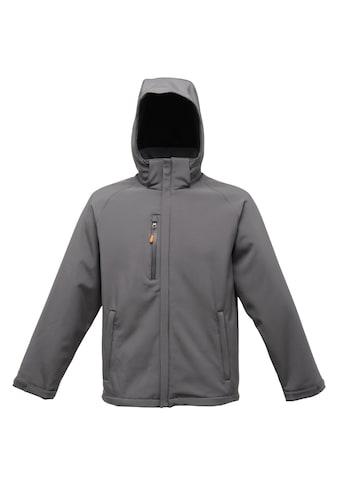 Regatta Softshelljacke »Herren X-Pro Repeller Softshell-Jacke, wasserabweisend« kaufen