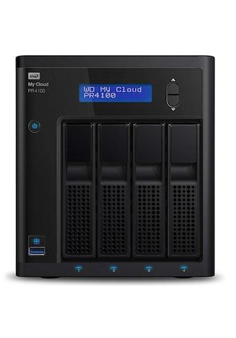 WD My Cloud Pro PR4100 Case 4Bay NAS kaufen
