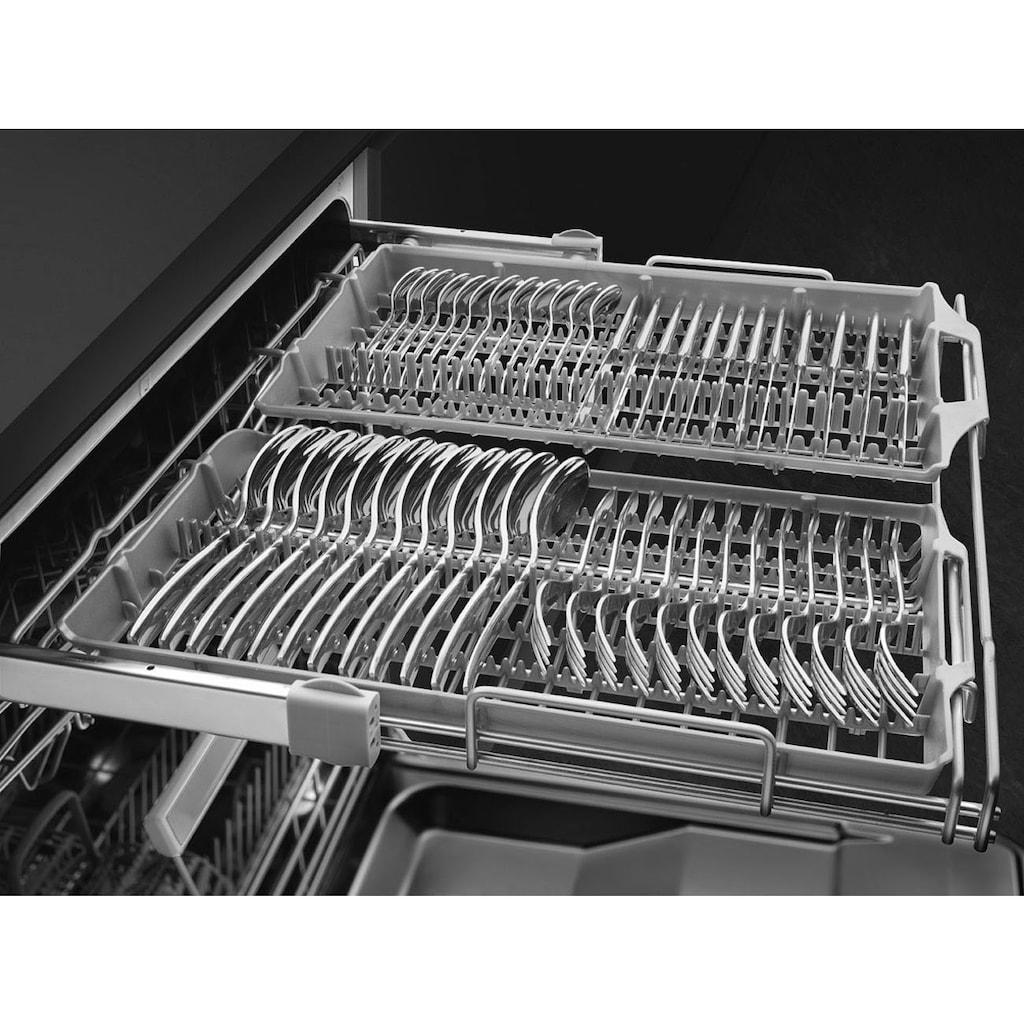 Smeg vollintegrierbarer Geschirrspüler »ST2FABBL2«, ST2FABBL2, 9 l, 13 Maßgedecke