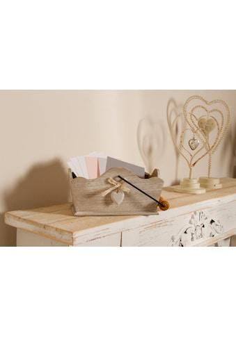 Myflair Möbel & Accessoires Dekokorb »Heinfried«, Holz kaufen